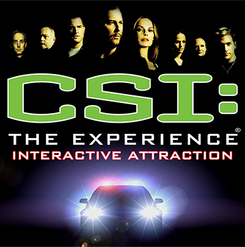 $10 Off Admission to CSI: The Experience