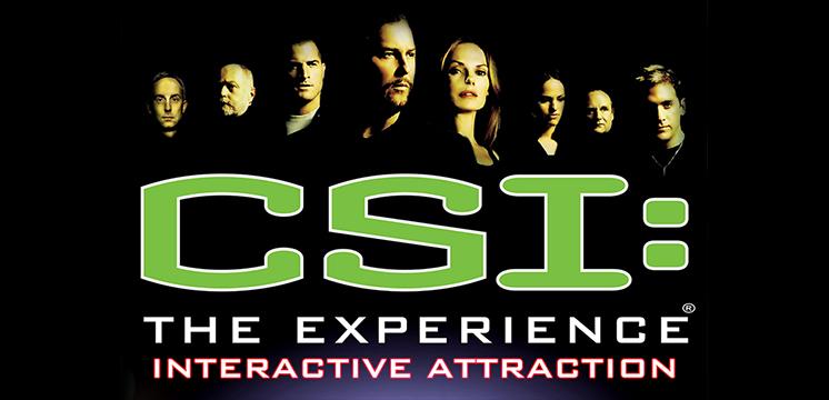 Descuento de $14 en su boleto de entrada a CSI: The Experience