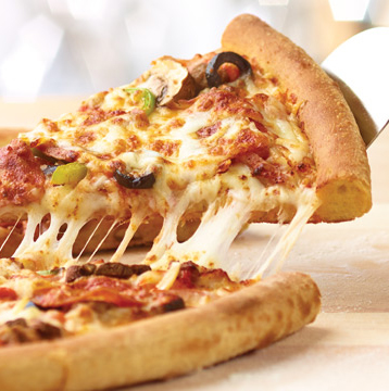 Get 25% off regular menu price orders at PapaJohns.com