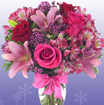 Save 25% on all purchases at Fromyouflowers.com