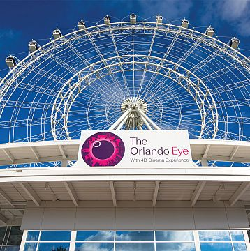 20% Off The Orlando Eye Single-Day Tickets