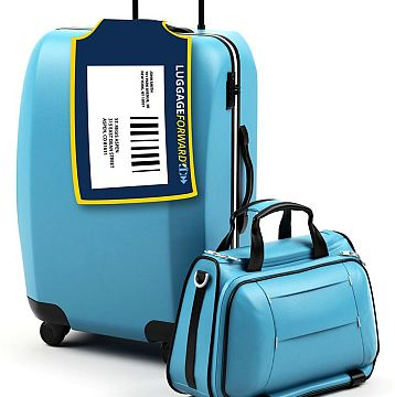 $50 Luggage Shipping Credit