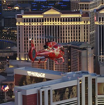 2 for 1 Las Vegas Strip Highlights Helicopter Tour