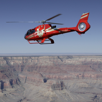 Save $75 on a Grand Canyon West Rim Helicopter Air Tour
