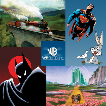 Save $10 on Warner Bros DVDs & Blu-Rays of $50+