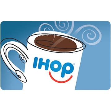 Get a $25.00 IHOP eGift Card for $24.00