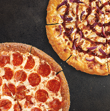 $5 Off a $25 Online Order at PizzaHut.com!