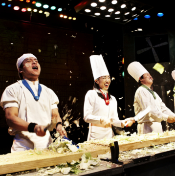 Save 10% on NANTA Myeong Dong performances