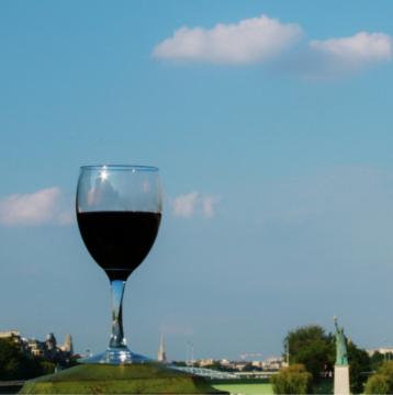 Botella de vino gratis como cortesía con la excursión de cata de vinos en París para dos personas