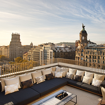 Every 4th Night Free + Premium Benefits in Barcelona