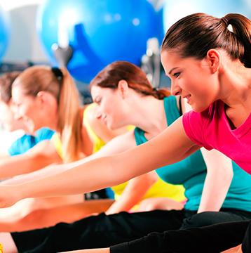 30% de descuento en el plan trimestral pagando con Visa en SportLife Fitness Club.