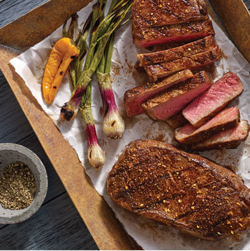 Save 62% on The Great Tastes Combo at OmahaSteaks.com.