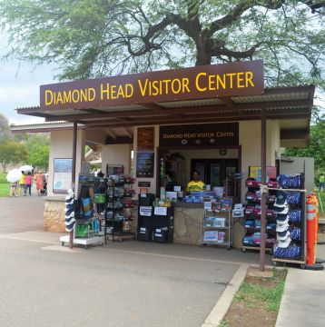 Free Certificate with $10 Purchase or Free Tote Bag with $25 Purchase at Diamond Head Visitor Center
