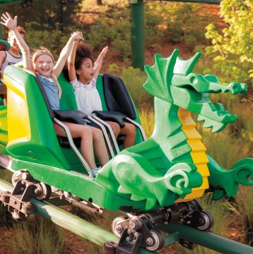 20% Off Single-Day Tickets at LEGOLAND® California Resort