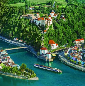 $100 Onboard Credit Per Person on River Cruises in Europe & Asia