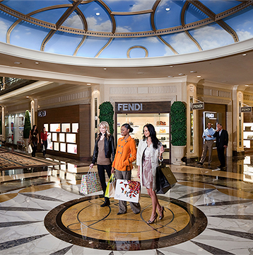 Enjoy Luxury Shopping at The Grand Canal Shoppes in Las Vegas with a Premier Passport of Savings & More!