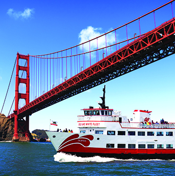 Save $4 on Full Price Adult and Youth Tickets on Red and White Fleet Cruises