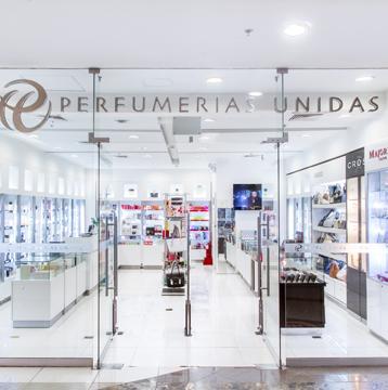 20% de descuento en productos seleccionados pagando con Visa en Perfumerias Unidas.