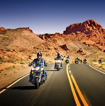 10% Off Daily Motorcycle Rental Rate or 5% off Motorcycle Tour Rental at North American Locations