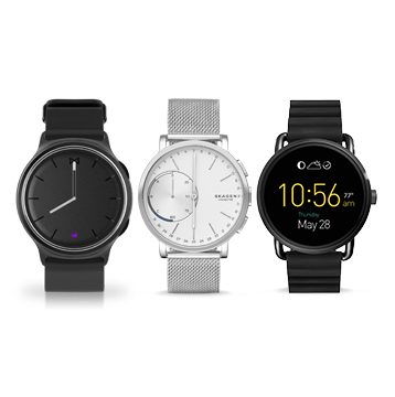 Free 2-Day Shipping in Continental US for Online Orders for Fossil, Skagen and Misfit!