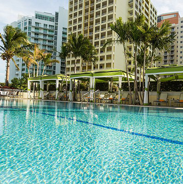 Get more with Visa: Stay at the Conrad Miami and get your 4th night for free.