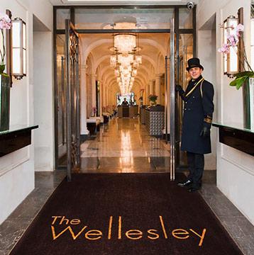 Con Visa el Wellesley de Londres te da más: La 4ta noche sin cargo.