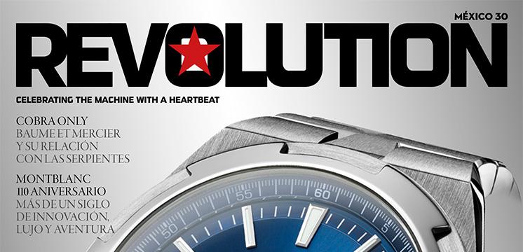 Por ser tarjetahabiente Visa Platinum o Visa Infinite, te ofrecemos una subscripción gratuita por un año a la Revista REVOLUTION
