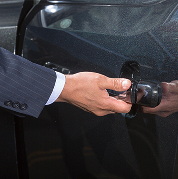 Special Savings on GroundLink Chauffeured Black Car Service