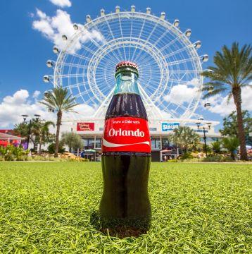 Reciba un 25% de descuento en boletos para un solo día en Coca-Cola Orlando Eye.