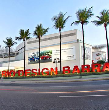 Ganhe a diária do serviço de valet como cortesia no Shopping Design Barra.