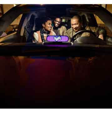 Get $10 off your first two Lyft rides