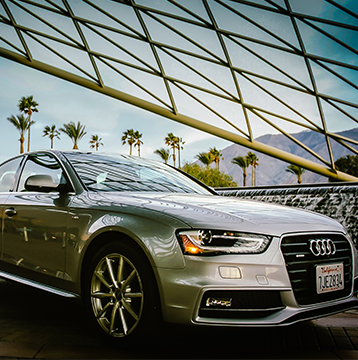 Enjoy savings along with a luxury all-Audi rental experience