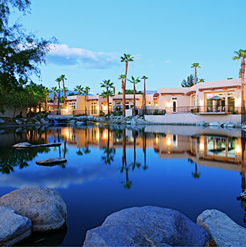 Dining Credit + Premium Benefits in Palm Springs