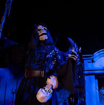 Con Visa disfruta de Halloween Horror Nights en Universal Orlando.