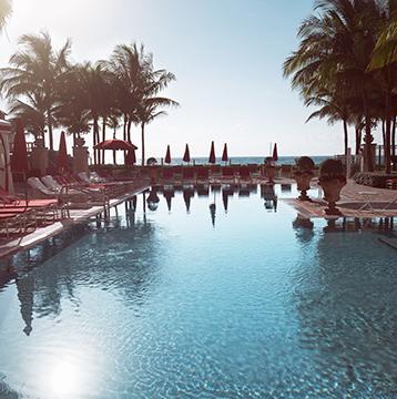 Aproveite a 4ª noite grátis em Miami Beach ao se hospedar com Visa.