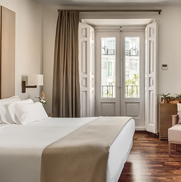 4th Night Free + Premium Benefits in Madrid