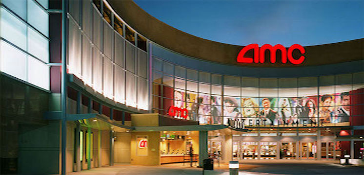 Get 5% off a $25 AMC Theaters eGift Card