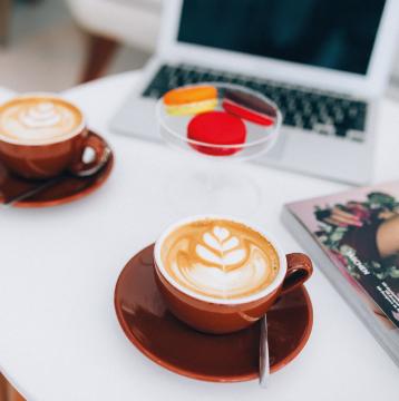 Disfruta todos los jueves entre las 6:00pm y la hora de cierre del loca del 20% de descuento en toda la carta pagando con Visa en CAFÉ ET CHOCOLAT