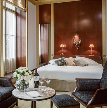 Every 4th Night Free + Premium Benefits in Paris