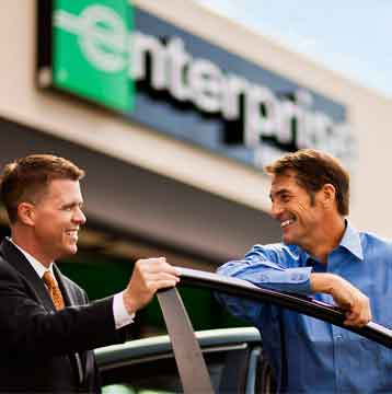 Save 5% and Free Upgrade with Enterprise Rent-A-Car®