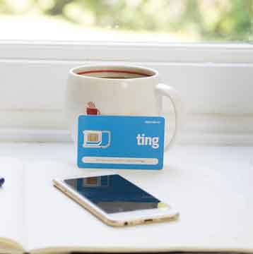 Receive $25 in Ting mobile service credit.