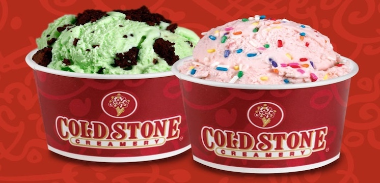 Get 10% off a $25 Cold Stone Creamery eGift Card