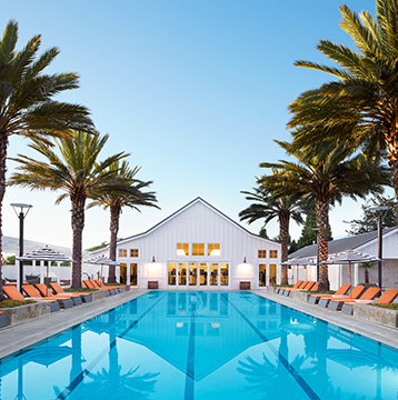 Resort Credit + Premium Benefits in Napa